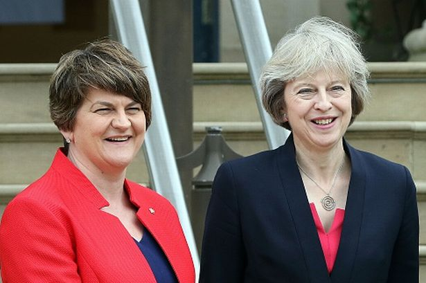 Will the DUP alliance affect English housing policy? | Housing PR