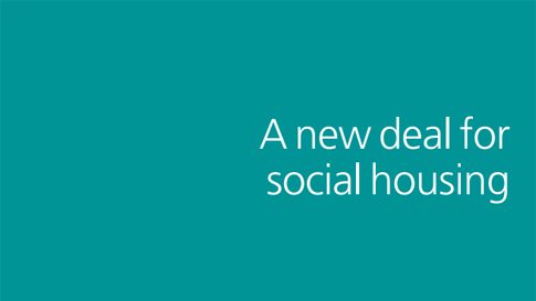 Green Paper | Social housing comms