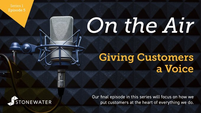See Media and Stonewater podcast
