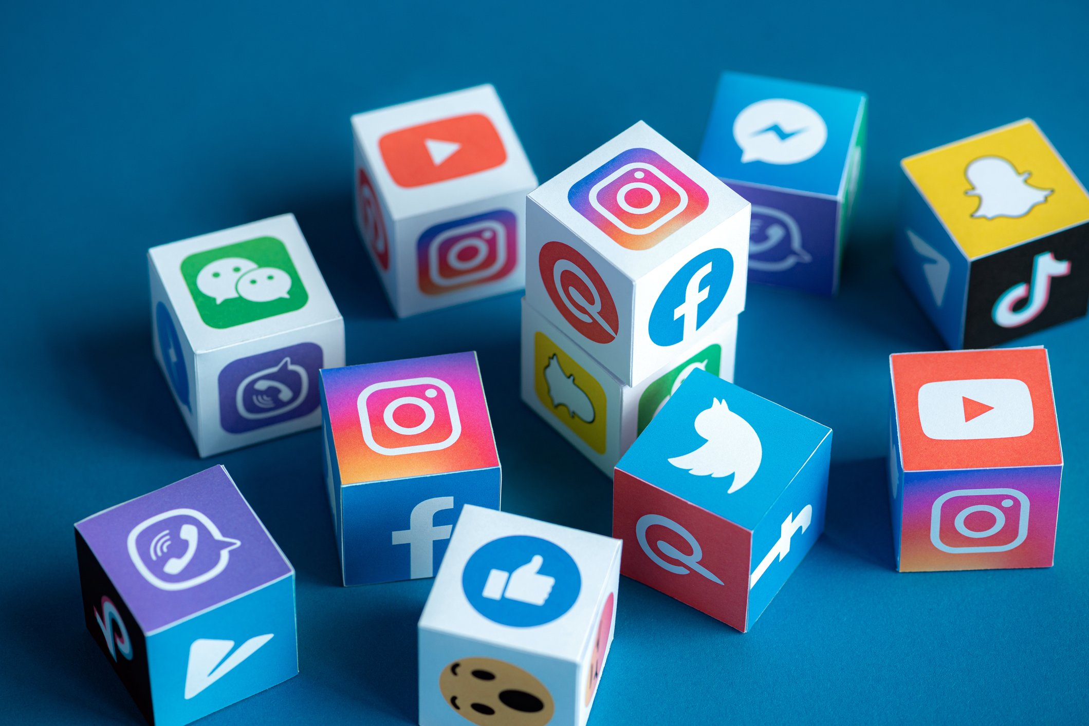 Corporate social media | See Media blog