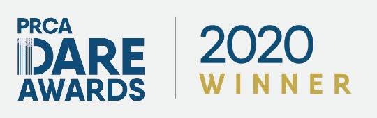 PCRA award winner 2020